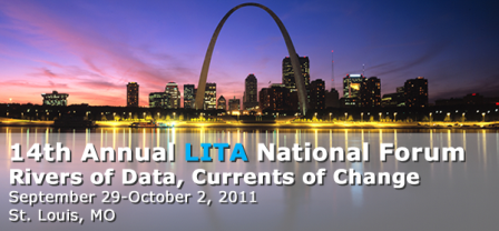 Sponsoring 2011 LITA National Forum